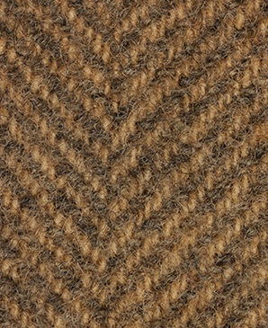 WDW Wool Fabric, Herring Bone #1228 Pecan