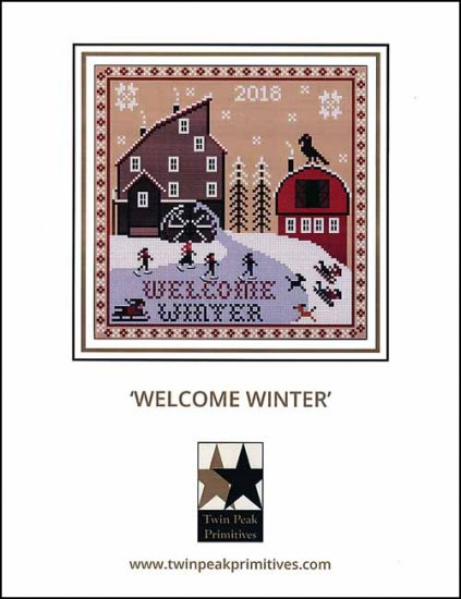 Twin Peak Primitives - Welcome Winter