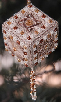 Threedles Needleart Design Cubed beads