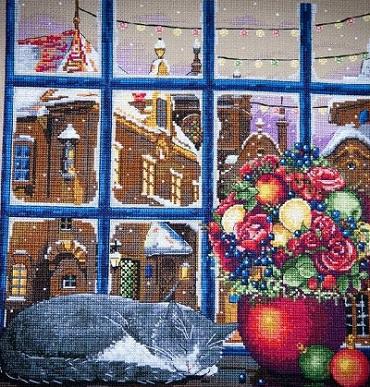 Winter Dream,K-87, by Merejka