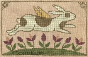 Teresa Kogut XS025 - Spotted Bunny