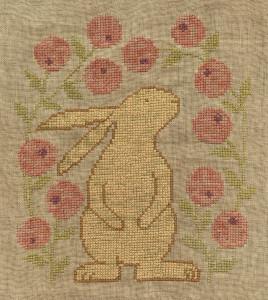 Teresa Kogut XS059 - Curious Bunny