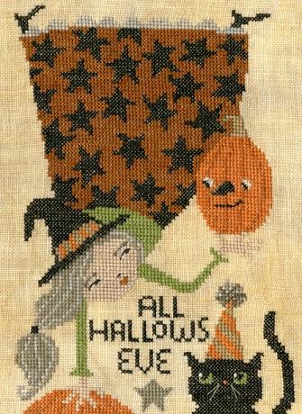 Teresa Kogut XS290 Whimsy Halloween
