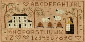 Teresa Kogut XS336 - Wool & Honey Farm