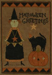 Teresa Kogut XS340 - Halloween Greetings
