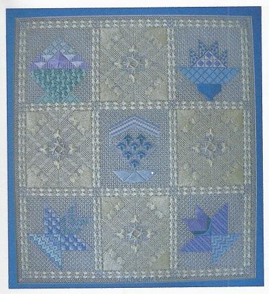 Brenda E. Kocher Designs Yesteryears Baskets