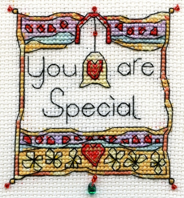 Michael Powell Art You Are Special - MPCPLG006