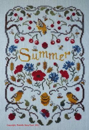 Filigram Summer,A45