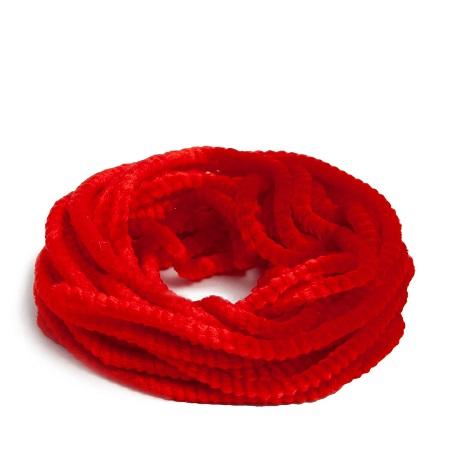 Au Ver A Soie ® Silk Satin Chenille 0925 Red