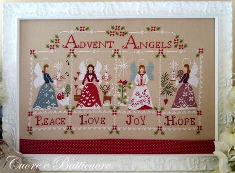 Cuore e Batticuore Gli Angeli Dell'Avvento (Advent Angels)