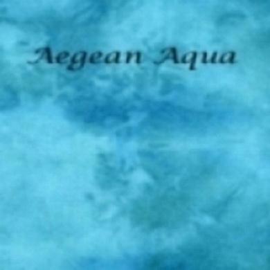Silkweaver Fabric - Aegean Aqua