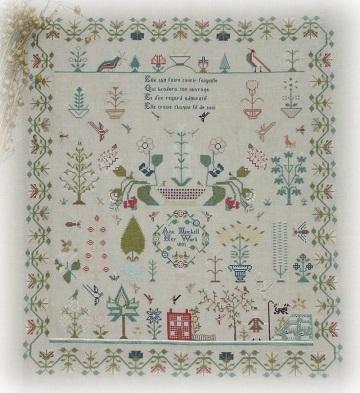 Reflets de Soie Ann Mitchell 1801