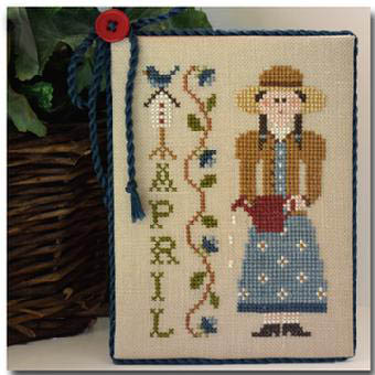 April by Little House of Needleworks