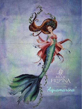 Aquamarina by Bella Filipina