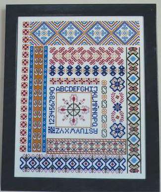 Spanish tiles by Aury TM