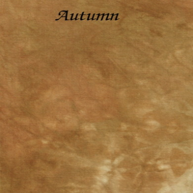 Silkweaver Fabric - Autumn