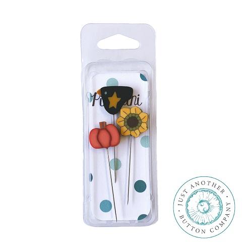 JUBCO pin mini set Autumn