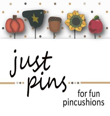 JUBCO Autumn assortment pin set
