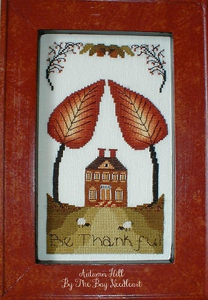 By the Bay Needleart Autumn Hill