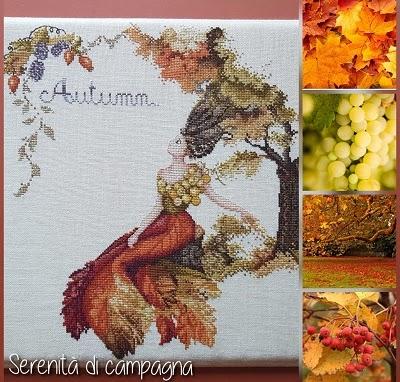 Serenita Di Campagna CV117 Autumn