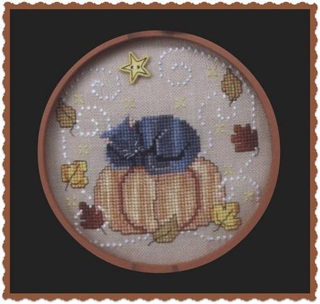 Waxing Moon Designs Autumn nap