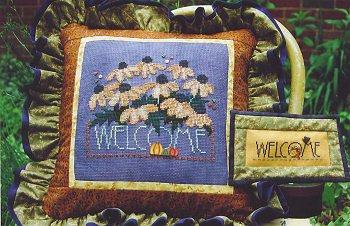 Autumn welcome by Samsarah Design Studio