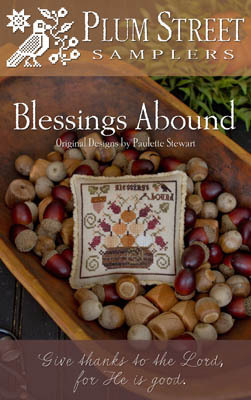 Blessings abound by Plum Street Samplers