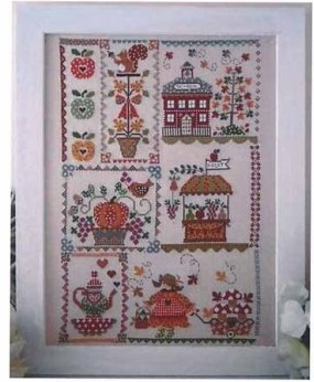 Autumn in quilt by Cuore e Batticuore