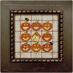 Alphabet Baubles-J Is For JackO Lantern by Samsarah Design Studio