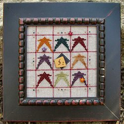 Alphabet Baubles-S Is For Star by Samsarah Design Studio