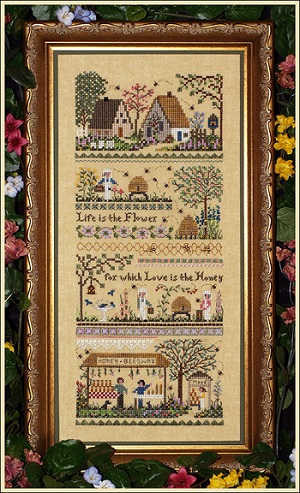 Babe's Honey Farm by The Victoria Sampler