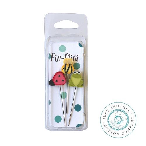 JUBCO pins mini set Backyard