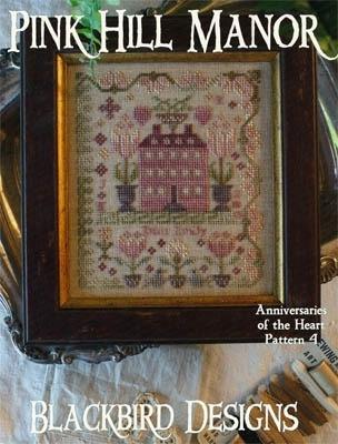 Blackbird Designs BD192 Pink Hill Manor - Anniversaries of the Heart #4