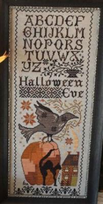 Blackbird Designs BD197 Halloween Eve