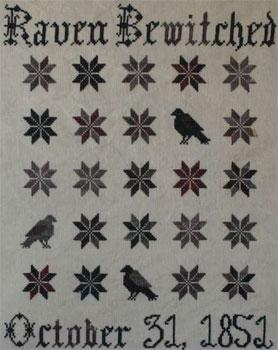 Blackbird Designs BD198 Raven Bewitched