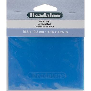 Tacky bead mat by Beadalon