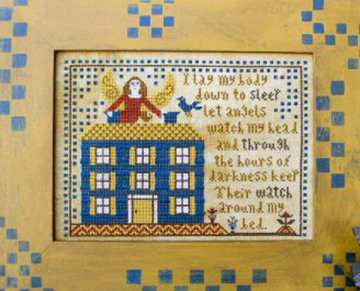 Bedtime Prayer by Carriage House Samplings