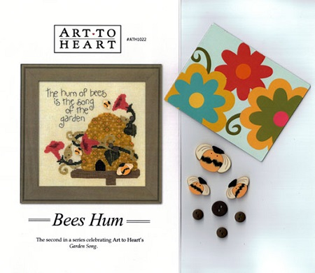 Art to Heart Bees hum