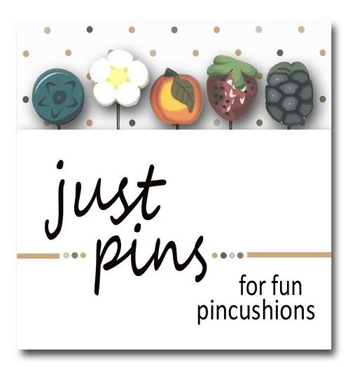 JUBCO Berries and Cream pin set
