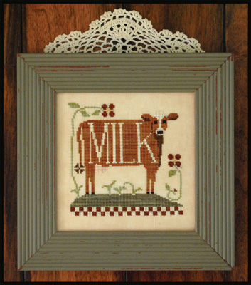 Bessie by Little House of Needleworks