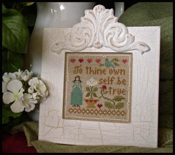 Be true by Little House of Needleworks