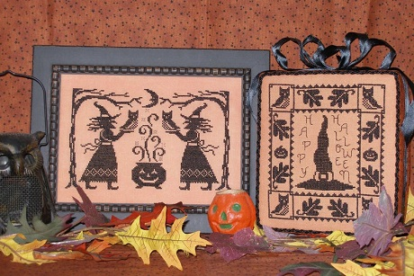 Waxing Moon Designs Bewitched