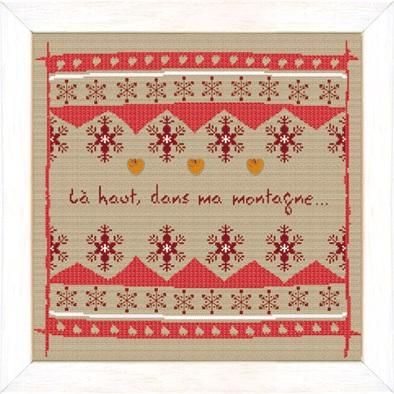 Le Haut rouge by Lili Points