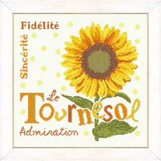 Le Tournesol by Lili Points