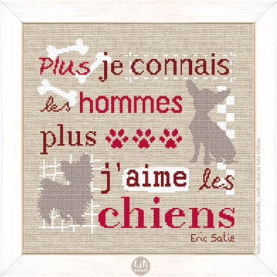 Les Chiens by Lili Points