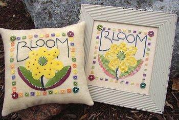 Bloom by Samsarah Design Studio