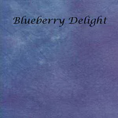Silkweaver Fabric - Blueberry Delight