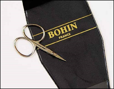 Mini embroidery scissors by Bohin