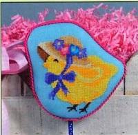 Pepperberry Designs Bonnet Chick