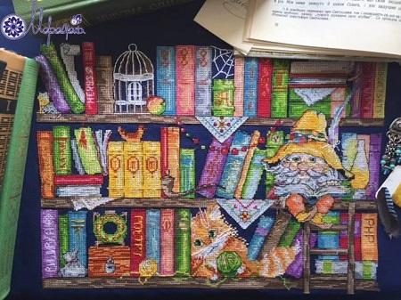 Book shelf,K- 34, by Merejka